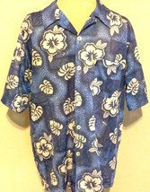 Pineapple Connection Rn 67225 - Men'S Tropical Hawaiian Casual Shirt - Size: L - $18.66