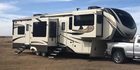 2017 Grand Design Solitude ST-379-FLSR For Sale Colby, KS 67701