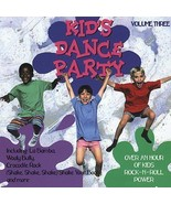 Kid's Dance Party: Hot Hot, Vol. 3 by Kid's Dance Express (CD, Oct-2001,... - $7.18