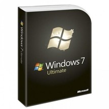 Windows 7 Ultimate - $21.00