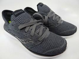Saucony Kineta Relay Size 7 M (B) EU 38 Women's Running Shoes Grey S1524... - $49.53