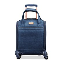 American Tourister Arabella Underseater CARY-ON 360 SPINNER Denim Blue S... - $79.90