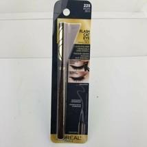 L'Oreal Paris Infallible Flash Cat Eye Liquid Eyeliner 225 Brown Waterproof - $7.69