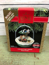 Hallmark Keepsake Ornament Magic Forest Frolics Collector's Series 1991 - $17.82