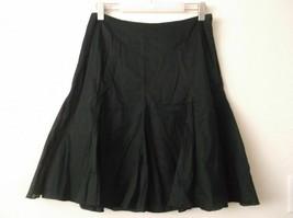 Express high waisted flared skirt, black, size 6, NWT - $20.00