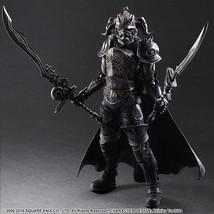 SQUARE ENIX Play Arts KAI Final Fantasy DISSIDIA Gabranth Action Figure  - $64.99