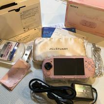 Playstation Portable PSP JILL STUART Limited Model Sony Rare Excellent - $238.55