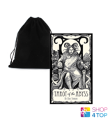 Tarot of the Abyss cards and bag Layer Esoteric Ana tourian US Games Sys... - $40.15