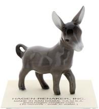 Hagen-Renaker Miniature Ceramic Donkey Figurine Burro Mama image 1