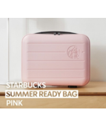 Starbucks Summer Ready Bag Pink 2020 Summer Limited Korea  - $241.29