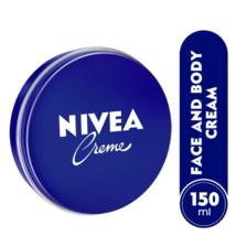 150 mL / 5.0 oz NIVEA CREAM Original Skin Hand CREME moisturizer Metal Tin - $7.23