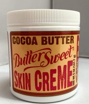 BUTTER SWEET COCOA BUTTER SKIN CREME SMOOTHES, SOOTHES, MARKS, BLEMISH, ... - $8.50