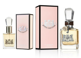 Set of 2 Juicy Couture Eau de Parfum Spray Vaporisateur 1.7Oz/50ml + 1.0Oz/30ml