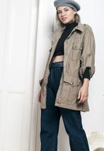 70s vintage military jacket - $46.76