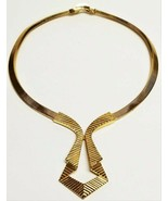 Vintage Crown Trifari Necklace - £34.27 GBP