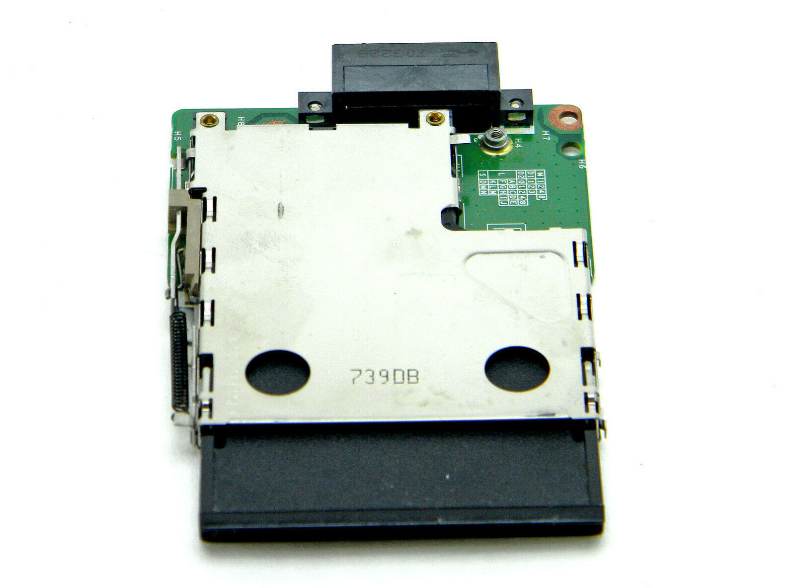 HP PAVILION DV6000 SERIES PCMCIA CARD CAGE BOARD DAAT8TH38F8 35AT8NB0034