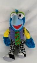 GONZO ~The Muppets ~ Plush Doll-Henson-Nanco Chili Pepper Tie Vest Pant ... - $13.99