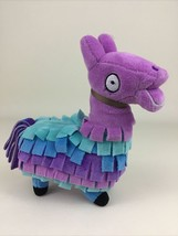 "Fortnite Llama Pinata 8"" Plush Stuffed Animal Toy Purple 2018 Epic Video Games - $11.83"