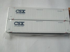 Jacksonville Terminal Company # 485009 CSX 48' 3-42-3  Container N image 1