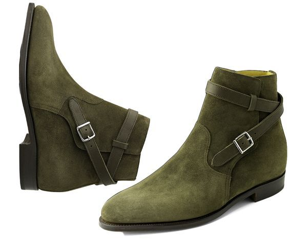 618f4472486 Handmade mens fashion Green jodhpurs ankle and 50 similar items