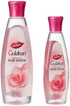 Rose Water Gulabari Premium (Gulab Jal) By Dabur CHOOSE 59ml - 120ml - $6.37+
