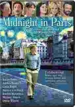 DVD - Midnight in Paris DVD  - $21.94