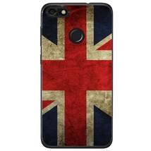 UK Flag Huawei Y6 Pro 2017 Phone Case - $15.99