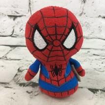 Marvel Spiderman Hallmark Itty Bitys Plush Mini Stuffed Animal Comic Super Hero  - $9.89