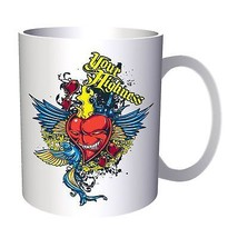 Your Highness Royalty Art Heart 11oz Mug x466 - $10.83