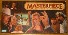 Masterpiece Board Game Marvin Glass Collectible Classic Art Auction Game SEALED - $123.74