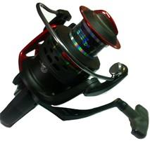 Okuma Trio Red Core 55 Spinning Reel - Black/Red, 5 BB -  - $125.00
