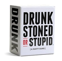 DRUNK STONED OR STUPID Party Game Games Activities Supplies Greeting Car... - ₨1,413.73 INR