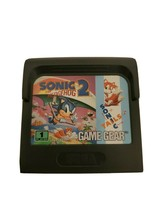 Sega Game Gear Sonic the Hedgehog 2 / Sonic Tails Cartridge - $5.93