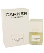 Latin Lover Perfume By  CARNER BARCELONA  FOR WOMEN  3.4 oz Eau De Parfu... - $154.00