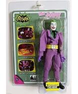 Batman Classic Utility Belt Joker 1966 TV Series 8 Inch Action Figure MIB - $34.63
