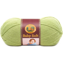 Baby Soft Yarn-Pistachio - $17.66 CAD