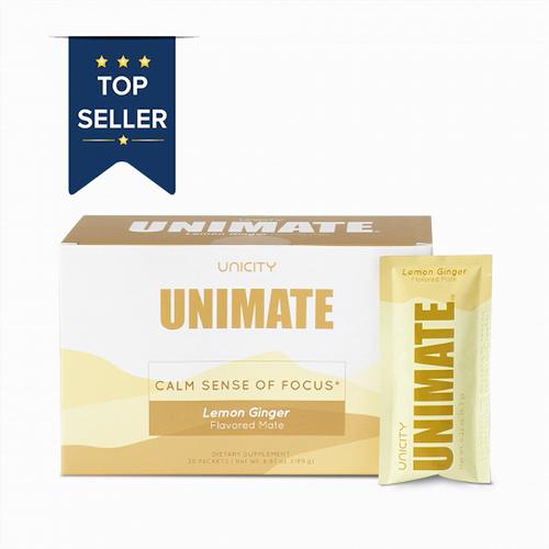 Unimate Lemon Ginger-Helps Maintain Endurance & Stamina - $97.00