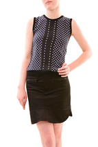 Diesel Women's NBW Authentic Sleeveless Top Spotted Multi Size XS RRP £1... - $103.42