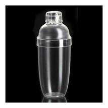 PC Resin Wine Milk Tea Hand Martini Shaker Cup Pot 700cc Cocktail  bar - $15.83
