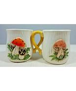 Vintage Sears, Roebuck and Company Merry Mushroom 3 1/4 Inch Tall Mug Se... - $19.99