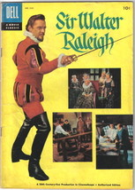 Sir Walter Raleigh Four Color Comic Book #644 Dell Comics 1954 FINE - $22.17