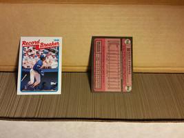 1989 Topps Complete Baseball Set #1-792 - MLB - $27.50