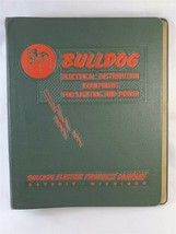 Bulldog Electric Products 3-Ring Binder Electrical Distribution Equipment - $18.13