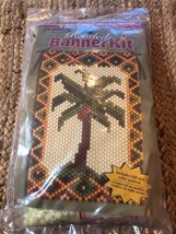 Palm Tree Banner Kit NEW #5405 The Beadery Craft Products - $15.35