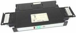 TEXAS INSTRUMENTS 500-5019 OUTPUT MODULE ASSY W/ CONNECTORS 2460547-0001 24VDC