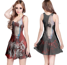 Motionless In White Music Band Sexy  Reversible Mini Dress - $20.79+