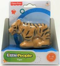 Fisher-Price Little People Tiger Animal Zoo Wildlife Safari Figure Toy - $7.33