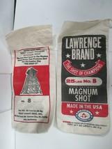 Lawrence Brand Magnum Shot / West Coast Premium Gun Shot Bags - $7.91