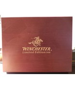 Winchester Limited Edition 2008 Box Cherry Finish Wood Storage Presentat... - $12.69