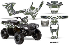 Polaris Sportsman 90 AMR Racing Graphic Wrap Kit Quad Parts Decals ATV D... - $129.95